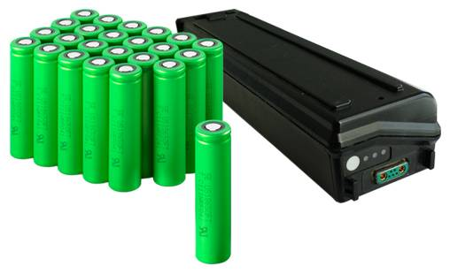 Custom Lithium-Ion Batteries Packs