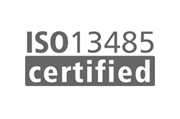2005 - ISO 13485 certification
