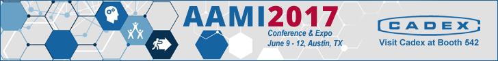 Visit Cadex at AAMI 2017