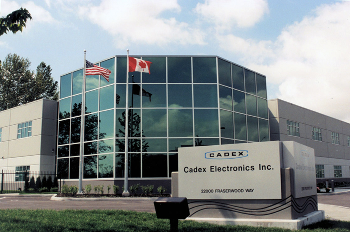 Cadex Electronics Headquarters