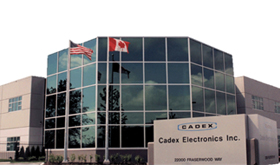 Welcome To Cadex Electronics