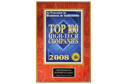 2008 - Top 100 High-Tech Companies