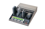 1995 - Cadex C7000 battery analyzer with SnapLock™ Battery Adapters