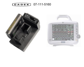 GE Medical Patient Data Monitor Dash 3000, 4000 Adapter