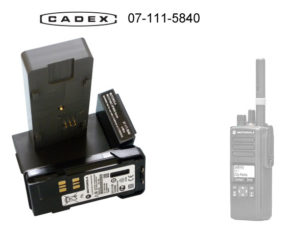 MOTOTRBO DP 4000 Series Adapter