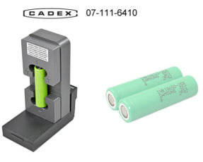 18650 / 21700 Universal Adapter