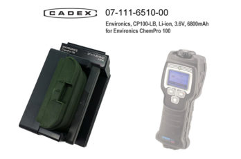 Environics ChemPro 100 Adapter