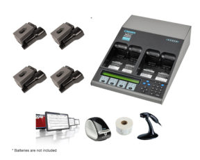 C7400ER All-in-one Advanced Medical Battery Maintenance Bundle for Stryker 2102 Orthopedic Drill (07-110-8740)
