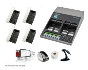 C7400ER All-in-one Advanced Medical Battery Maintenance Bundle for Phillips HeartStart XL+ (07-111-5811)