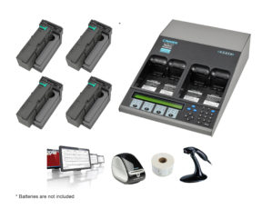 C7400ER All-in-one Advanced Medical Battery Maintenance Bundle for B.Braun Perfusor / Infusomat 07-111-6330