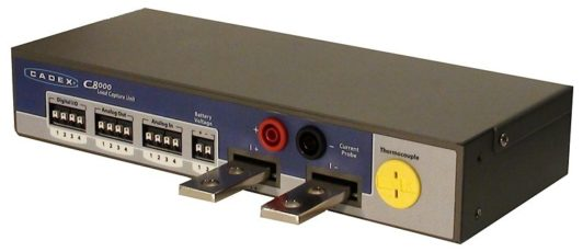 C8000 Battery Testing System Load Capture Unit (LCU)