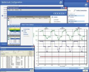 Cadex BatteryLab™ PC Software for Cadex C8000